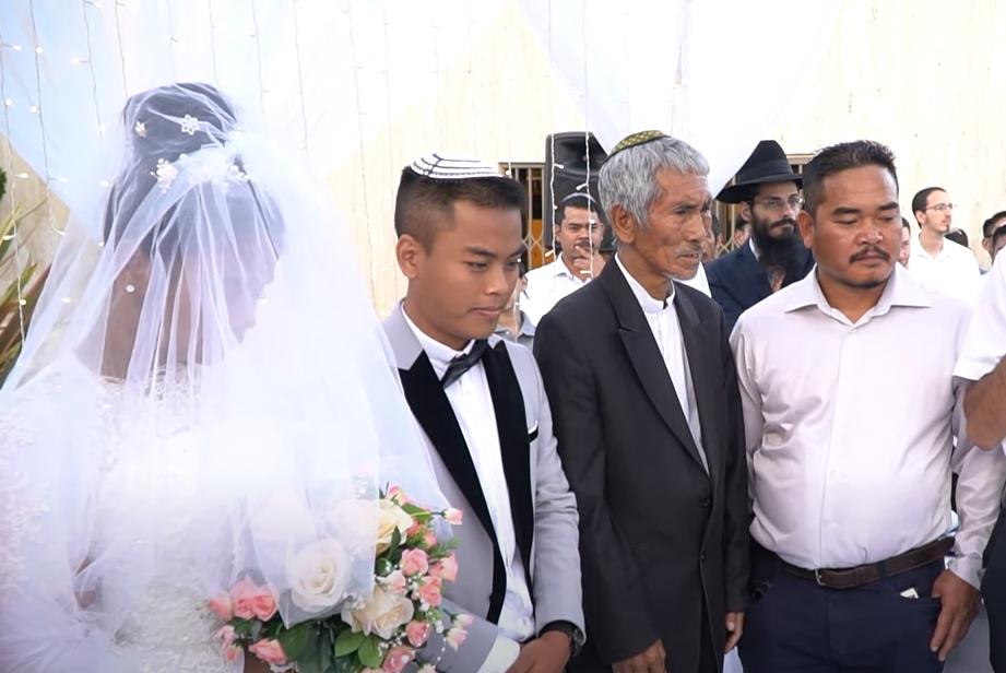 חתונת בני המנשה חנניה ורבקה